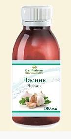 Чеснок  100.0 г