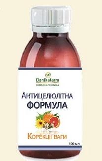 Антицеллюлитная формула 100.0 г