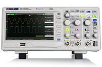 SDS1102CML+  осциллограф цифровой, фото 3