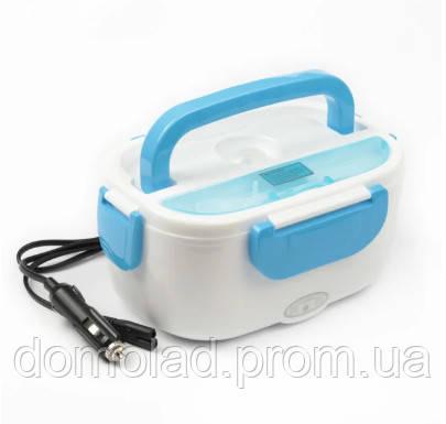 Автомобильный Ланч Бокс С Подогревом Lunch Heater Box 12 V Car Электрический Ланчбокс Цвет В Ассортименте