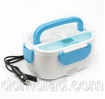 Автомобільний Ланч Бокс З Підігрівом Lunch Heater Box 12 V Car Електричний Ланчбокс Колір В Асортименті