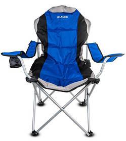Крісло — шезлонг складне Ranger FC 750-052 Blue (Арт. RA 2233)
