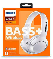 Bluetooth-гарнитура Philips SHB3075WT/00 White