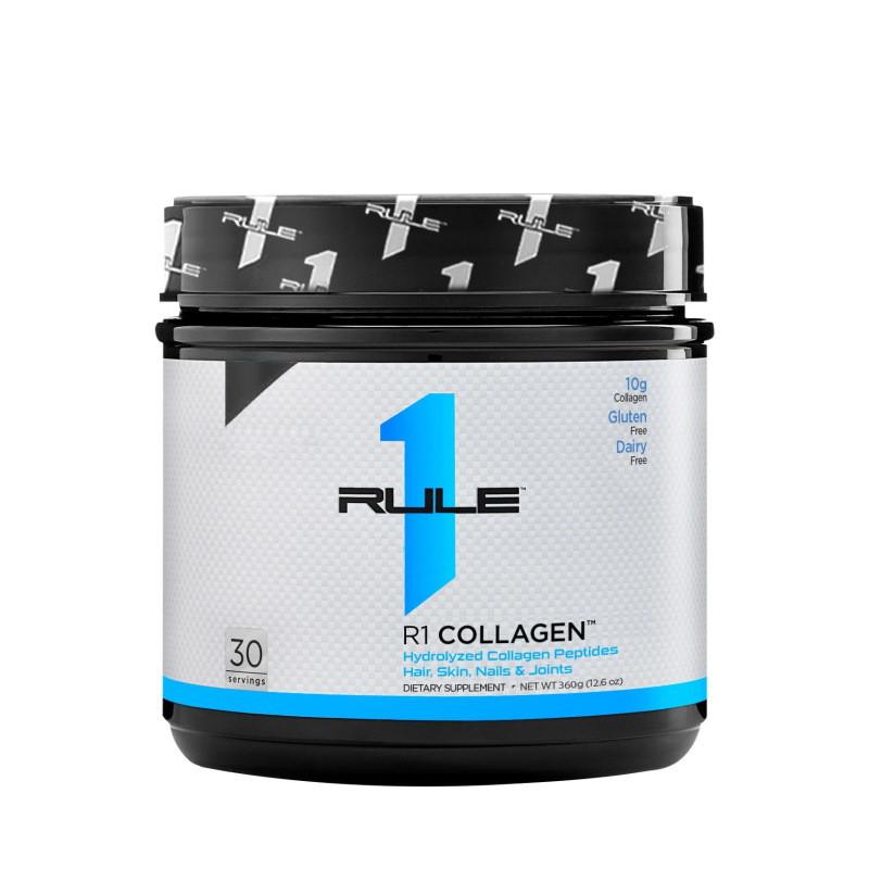 Для суставов и связок Rule 1 Collagen, 360 грамм Розовый лимонад