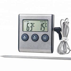 Цифровой термометр TP-700 для духовки (печи) с выносным датчиком до 250°С