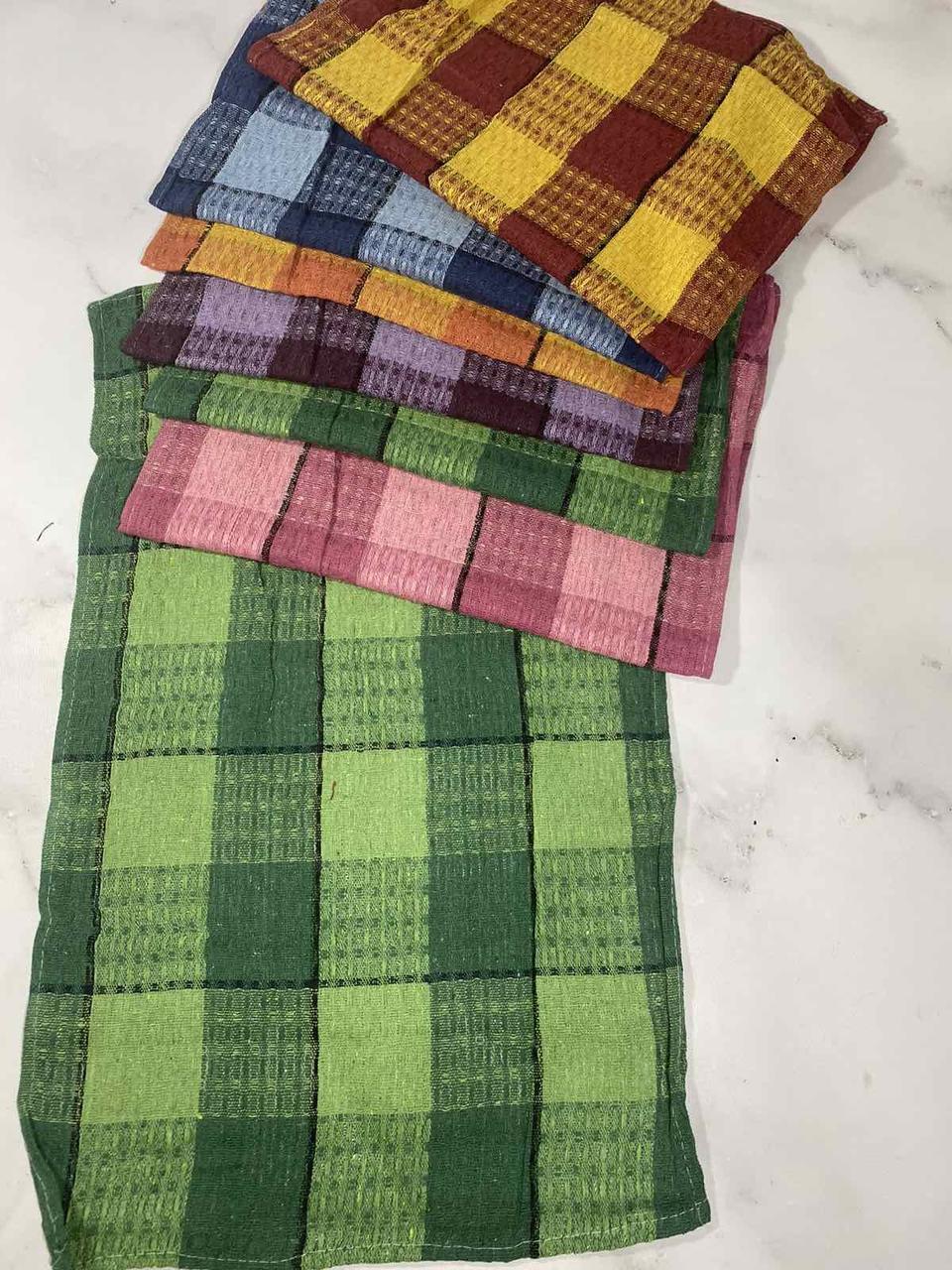 Кухонное полотенце лен 35-70 см