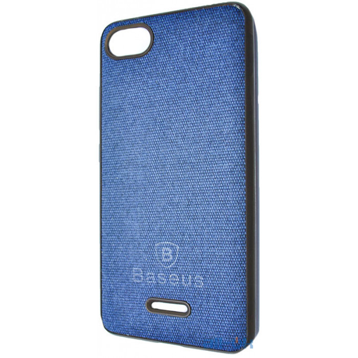 Xiaomi Redmi Note 5 Чохол-накладка Baseus Skill Case Blue