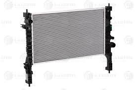 Радиатор охлаждения Opel Mokka (13-) 1.4T МКПП LRc 2151 Luzar 95136076 95298554