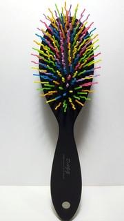 Расчёска для волос DAGG массажная пластиковая 8587 ТN
