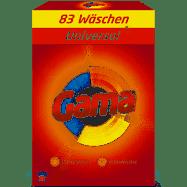 Стиральный порошок  Gama (Vizir) 5.4 кг 83 стирки