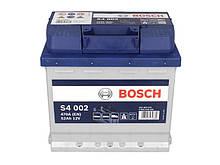 BOSCH 52Ah/470А S4 R+