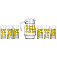 Набор питьевой Luminarc Meline 7 пр L2419