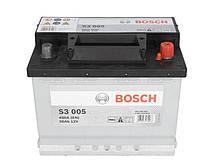 BOSCH 56Ah/480А S3 R+