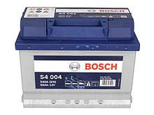 BOSCH 60Ah/540А S4 R+