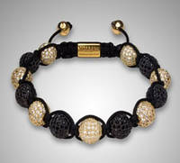 Браслет Shamballa Nialaya Hollywood, Сваровски