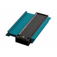 Инструмент измерительный Контурный шаблон Wolfcraft Irregular ruler размеры контура 5 дюймов 125 мм SKL11-209833