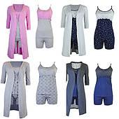 Комплекты для беременных и кормящих халат и пижама