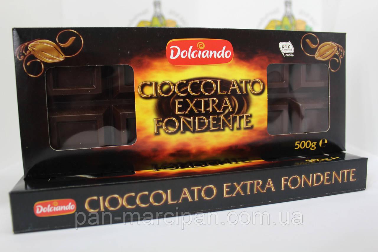 Шоколад темний Dolciando 500г
