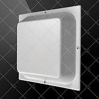 Комплект! Широкополосная 2G/3G/4G MIMO антенна панельного типа HighLine HLS17-900/2700P с усилением 17 дБі