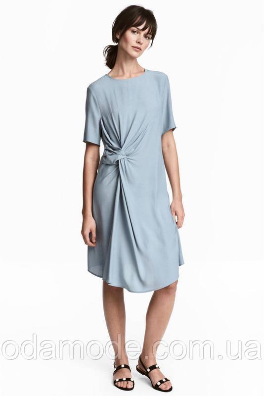 Жіноче плаття H&M блакитне