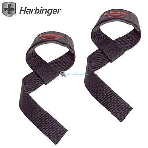 Кистевые ремни со вставками HARBINGER Cotton 21300