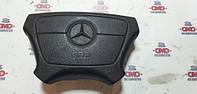 Б/у Подушка безопасности AirBag водителя (в руль) Mercedes E290 W210 1995-1999