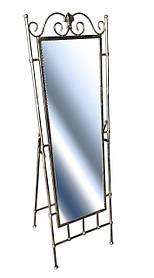 Зеркало напольное кованное SVL, Темное золото 0105-01