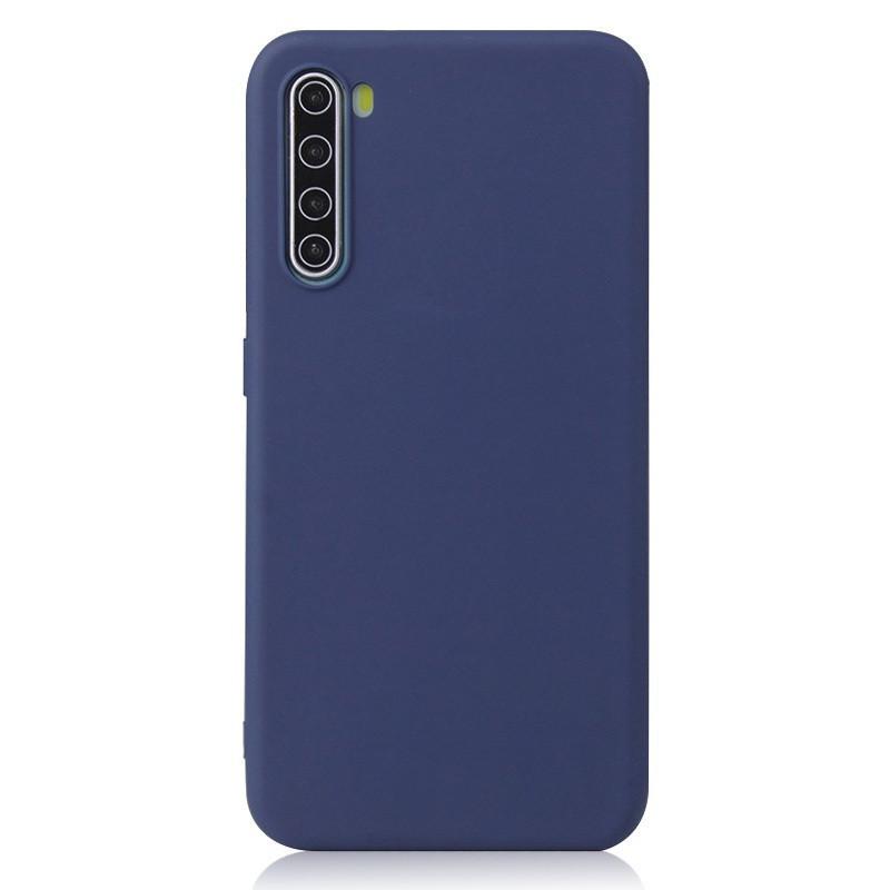 Чохол Soft Touch для Realme XT / X2 силікон бампер темно-синій