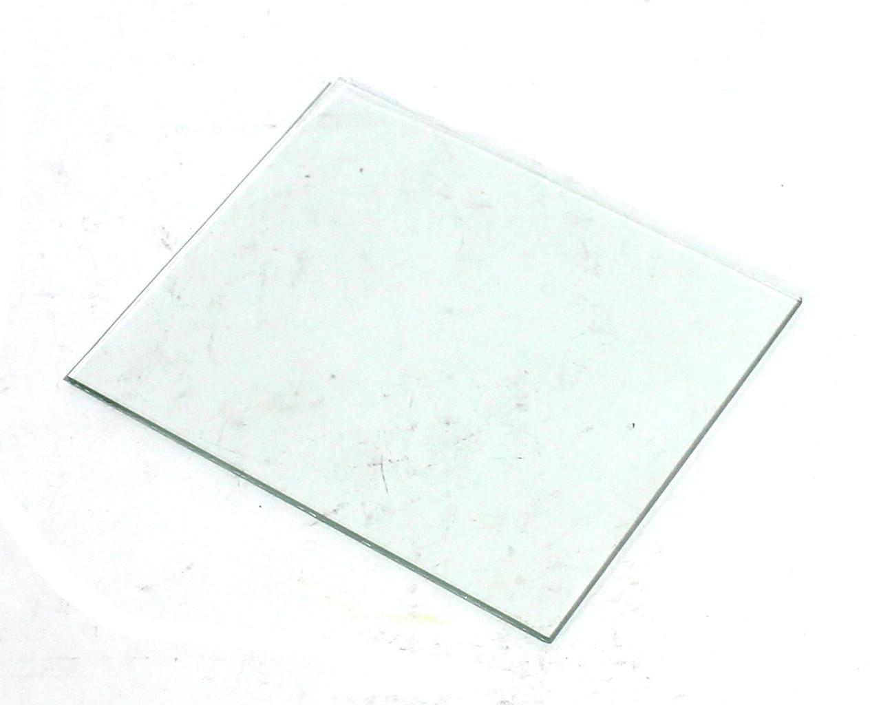 Стекло защитное прозрачное 90/110 мм толщина 2 мм