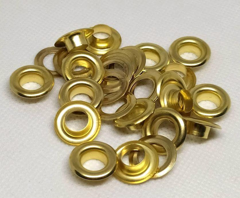 Блочка 4 мм Золото ( в упаковки 5000 штук)