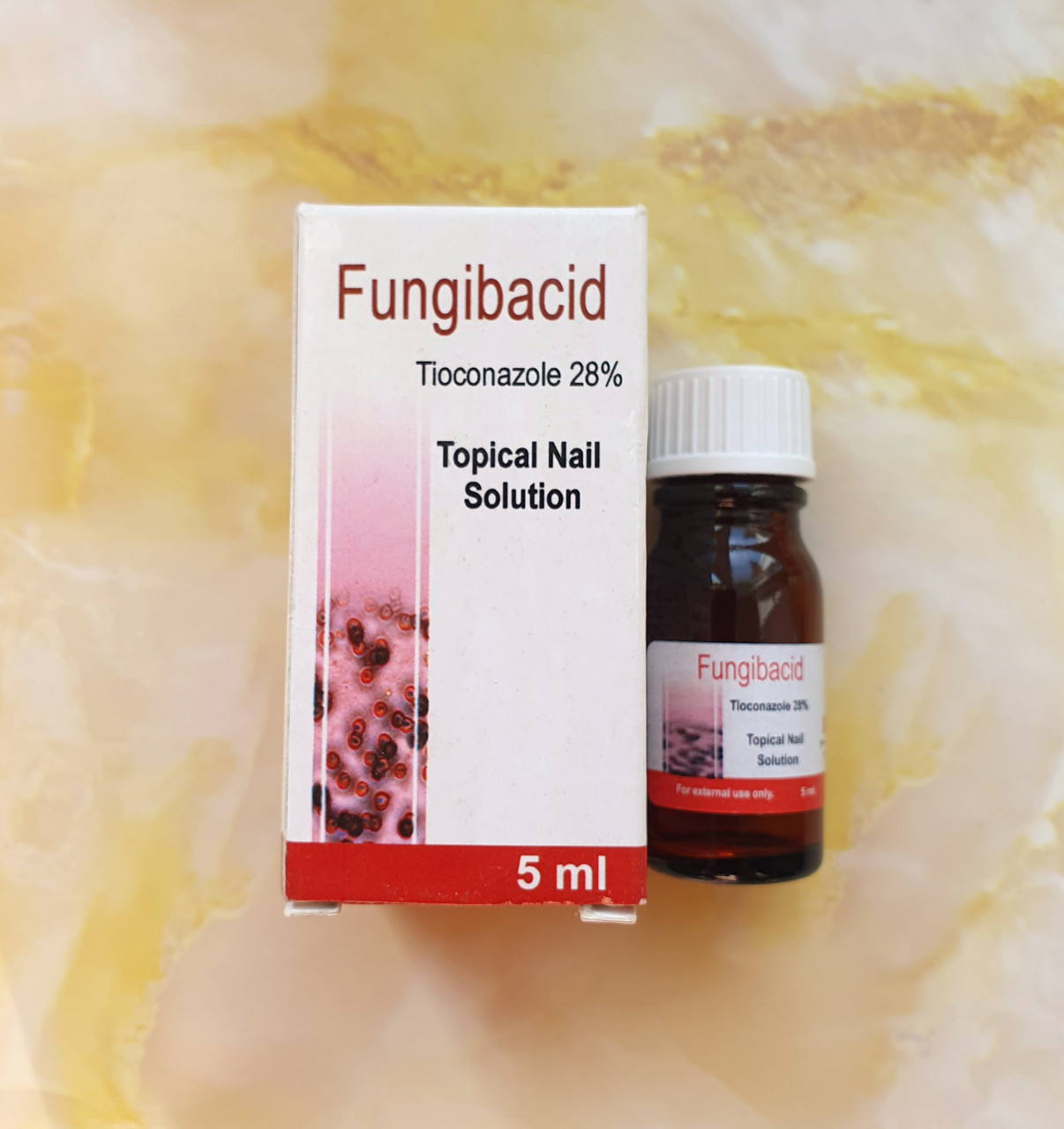 Фунгибацид Fungibacid 5 мл от грибка Египет