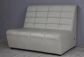 Модульный диван в ресторан, кафе, клуб или офис SVL Эксперт, светло-серая матовая экокожа 0511-06