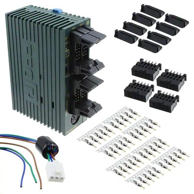 Програмований логічний контролер Panasonic Programmable Logic Controller (PLC) DIN Rail 2