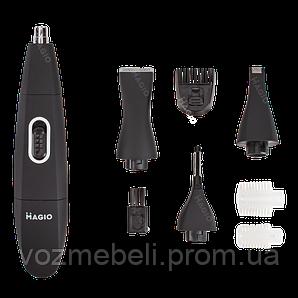 Триммер MAGIO MG-913 /1нас/для стрижки волос в носу и в ушах Magio MG-913