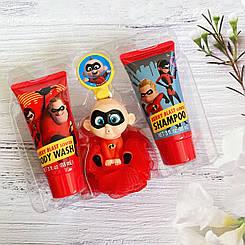 Подарочный детский набор Суперсемейка 2 (Incredibles 2)