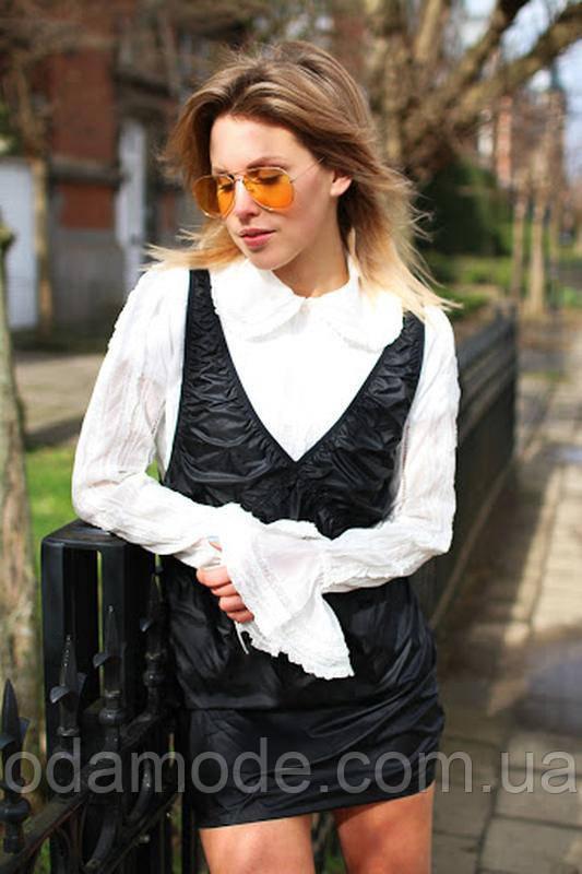 Жіночий сарафан H&M чорний