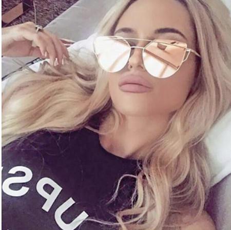 Солнцезащитные зеркальные очки UV 400
