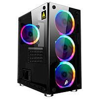 Игровой компьютер Firebase Intel Core i5-4670 RAM 8GB DDR3 SSD240+ HDD 500GB RX580 4GB Nitro+