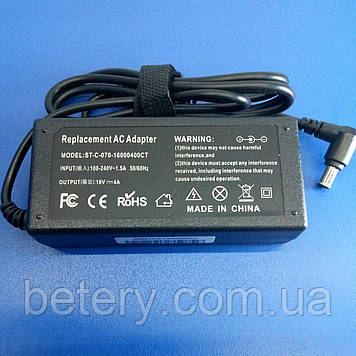 Зарядное устройство Sony 16V 4A 6,0*4,4 65W