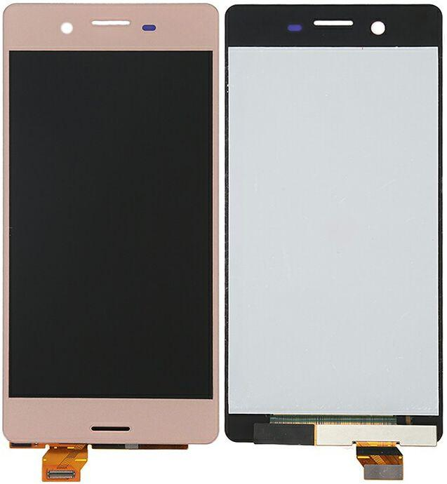 Дисплей Sony Xperia X F5121, F5122, Xperia X Performance F8131, F8132 + Touchscreen Rose