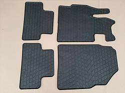 Резиновые коврики в автомобиль Mazda CX-7 2006- (2 шт.) Stingray