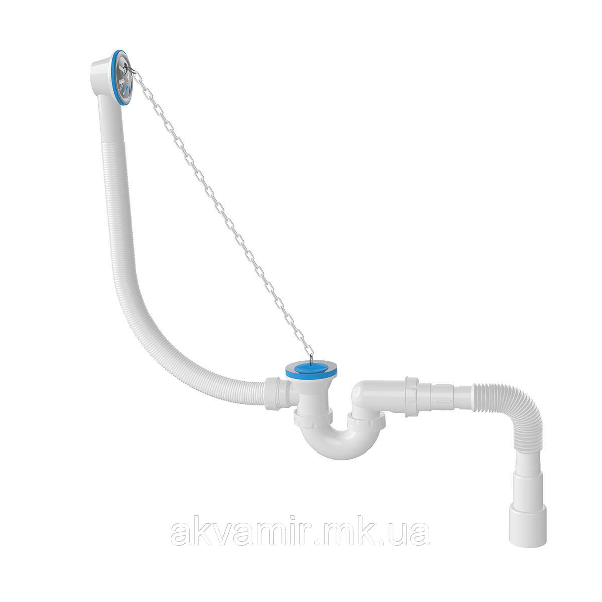 Сифон для ванни 1520N хвиля (Туреччина)
