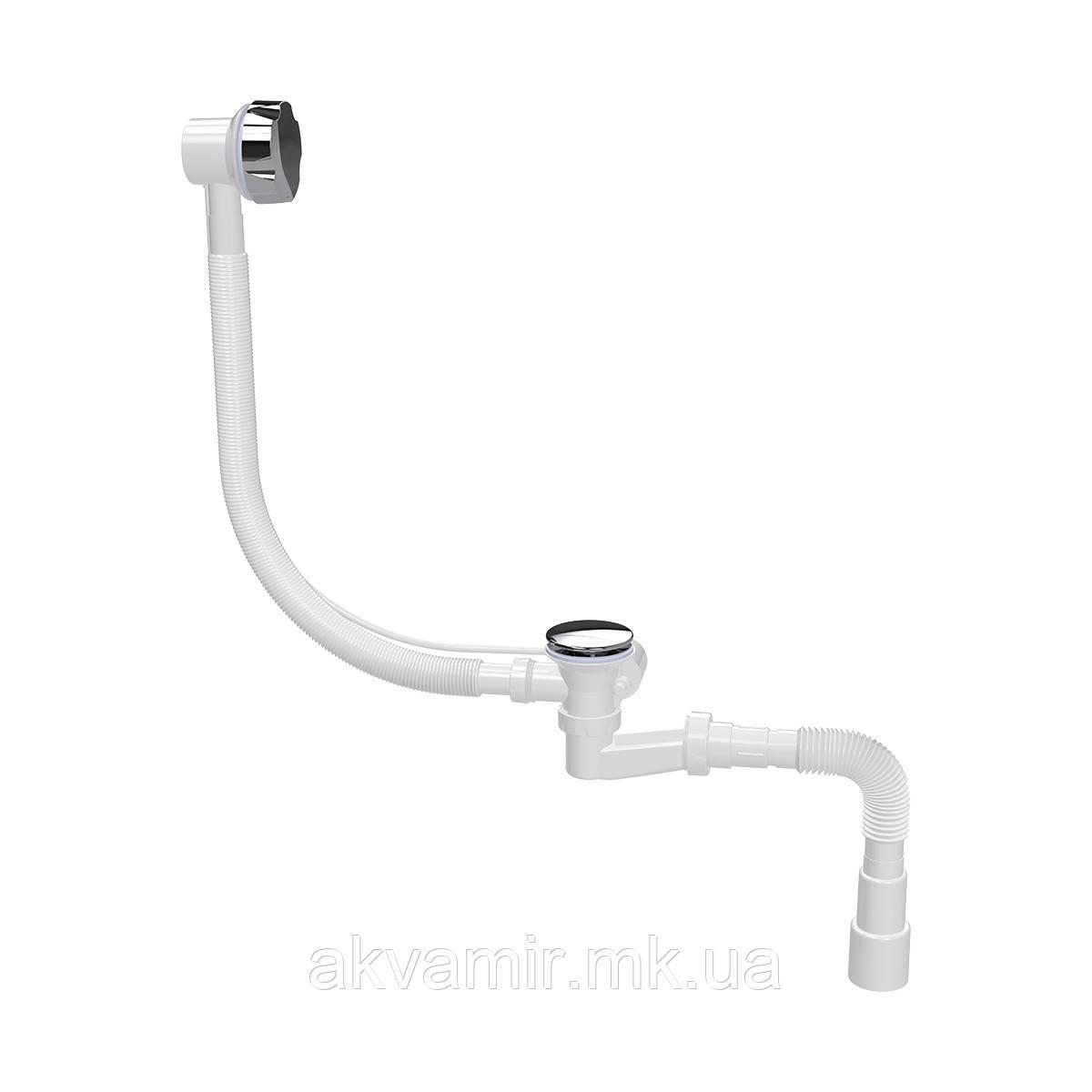 Сифон для ванны автомат 1541N (Турция)