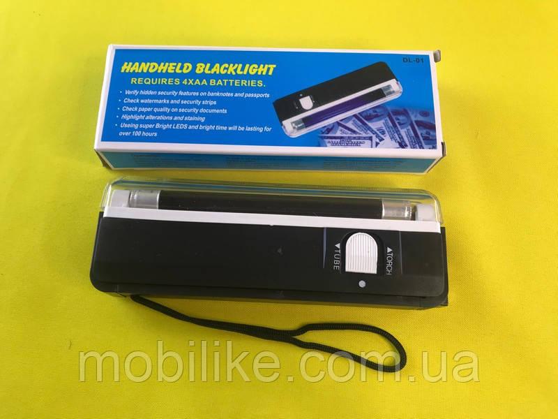 Ультрафіолетовий детектор купюр Handheld Blacklight