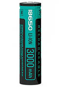 Аккумулятор Videx Li-Ion 18650-P(ЗАЩИТА) 3000mAh