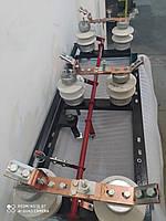 Разъединитель РЛНДЗ-10/630 УХЛ1 (без гибкой медной связи) с приводом ПРНЗ-10У1