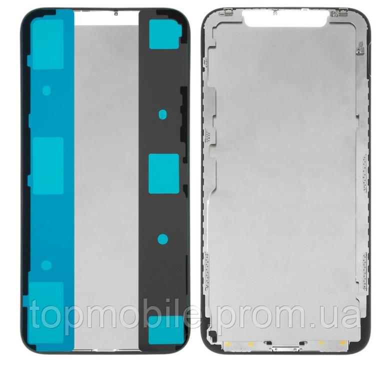 Рамка крепления дисплея для iPhone X, черная