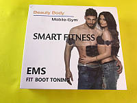 Миостимулятор для тела Smart Fitness Ems Trainer Fit Boot Toning 3 в 1