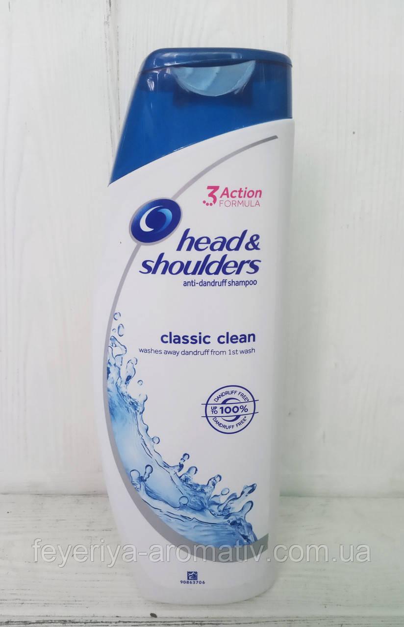 Шампунь Head & Shoulders classic clean 400 мл (Великобритания)