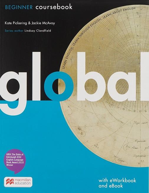 Global Beginner Coursebook with eBook